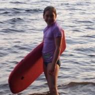 here's aqua girl……