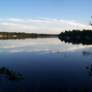 Sunken Lake.