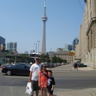 CN Tower…