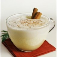 december daily: homemade eggnog