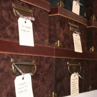 Organizing Keepsakes…