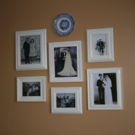 my family wall….
