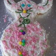 Hello Mrs. Bunny Cake…