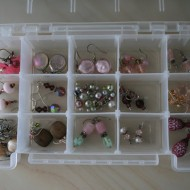 a little jewellery organization…