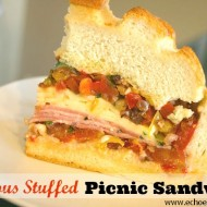 Menu Plan Monday & Camping Cuisine Part 1: Perfect Picnic Sandwich