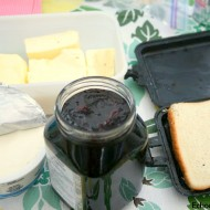 Camping Cuisine Part 4: Blueberry & Cream Cheese Dessert