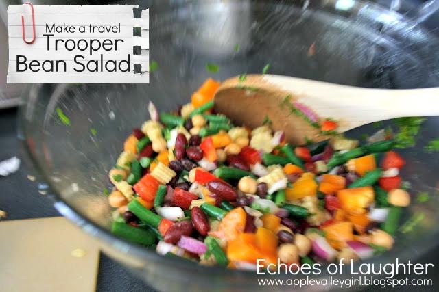 Camping Bean Salad1