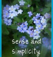 Today I am a Guest at Sense & Simplicity…