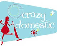 Visit Me Over At Crazy Domestic Today…