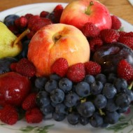 A Very Simple Harvest Supper…