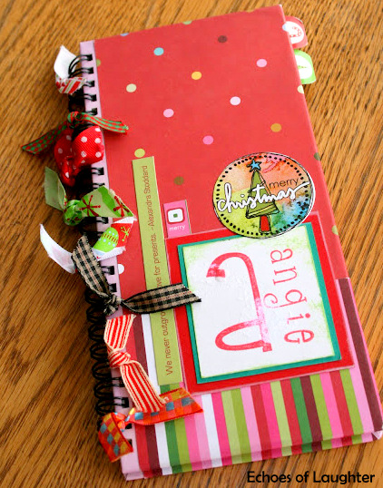 Christmas Idea Journal