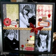 Photo Tray Christmas Gifts