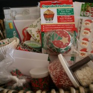 Organizing for baking….