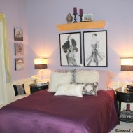 A Little Girl's Room To A Sophisticated Young Lady's Room…
