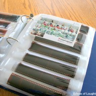 How To Organize Photo Negatives & Printed Pictures