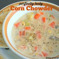 Perfect Corn Chowder