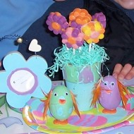 "A Little ""Easter Chick"" Party for Little Girls"