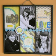 Photo Tray Project