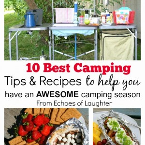 10 Great Camping Recipes & Tips To Get You Through Camping Season…