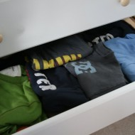Organizing School Wardrobes