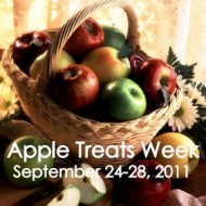 Next Week is 'Apple Treats Week'…