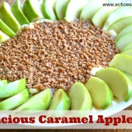 Decandent Caramel Apple Dip…