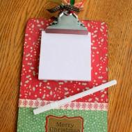 Organizing For Christmas 101…