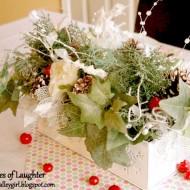 A Girlfriends' Christmas Luncheon…