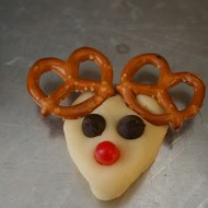 Christmas Cookie Week: Reindeer Cookies