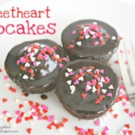 Sweetheart Mini Cupcakes…