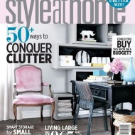 Featured at 'Style At Home' Magazine's website today…