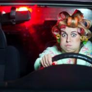 On Weekends I Moonlight as a Chauffeur in Pink Pyjamas…