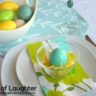 An Easter Table….