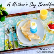 A Mother's Day Breakfast
