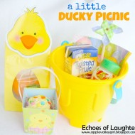 A Little Ducky Picnic….