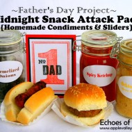 Father's Day Project: Midnight Snack Attack Pack…