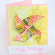 Make Fun Pinwheel Cards
