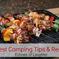11 Best Camping Tips & Recipes…