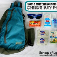 Kid's Day Pack For Travel