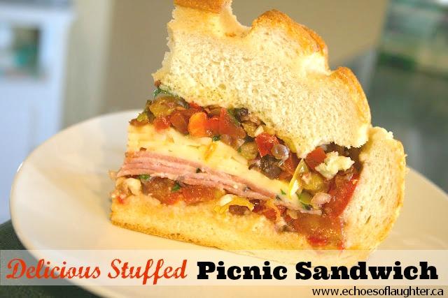 PIcnic Sandwich 2