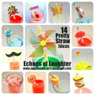 14 Pretty Straw Ideas