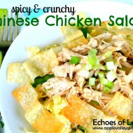Spicy Chinese Chicken Salad