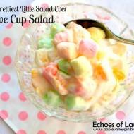 Five Cup Salad