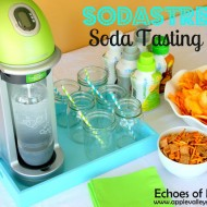 SodaStream Tasting Bar