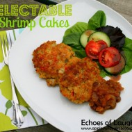 Delectable Shrimp Cakes