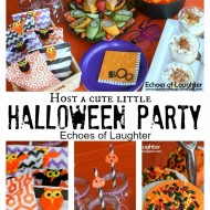 A Halloween Party