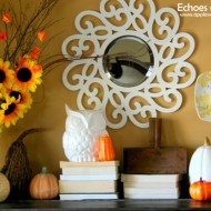 A Mantel for Fall