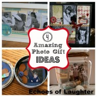 4 Amazing Photo Gift ideas