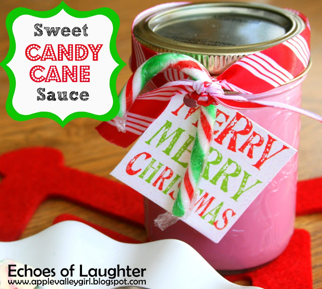 Chocolate Cookes N Cream Dunmore Candy Kitchen: Sweet Candy Cane Sauce