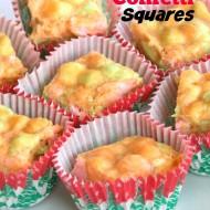 Easy & Delish Confetti Squares